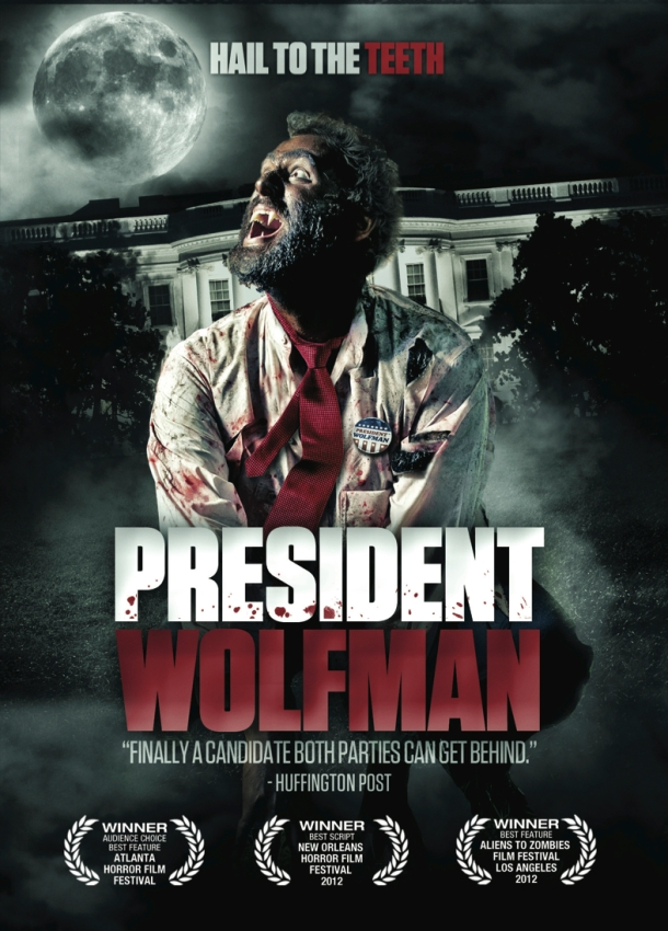 PresidentWolfman_DVD cover